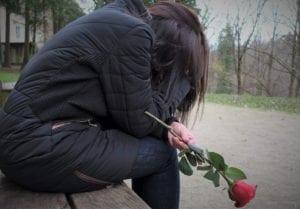 Расторжение брака - это всегда эмоциональный стресс