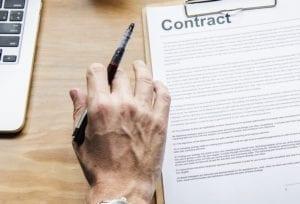 Обсуждение трудового контракта