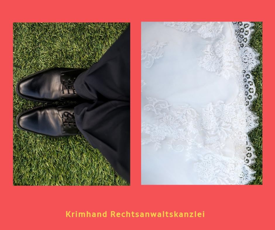 Расторжение брака в Германии только с адвокатом