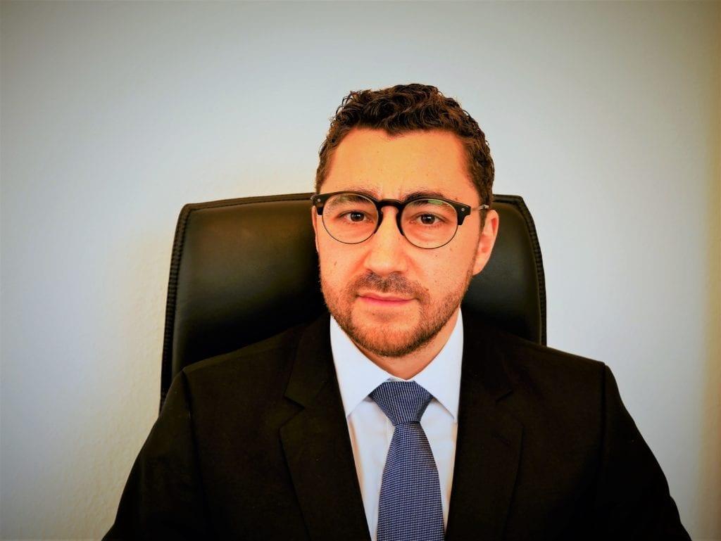 Адвокат по уголовному праву в Германии Вадим Кримханд